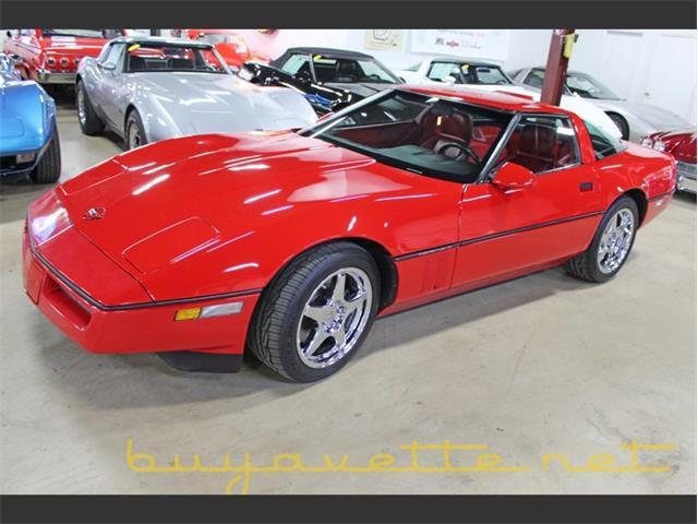 1990 Chevrolet Corvette (CC-1469887) for sale in Atlanta, Georgia