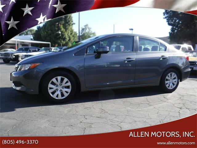 2012 Honda Civic (CC-1469890) for sale in Thousand Oaks, California