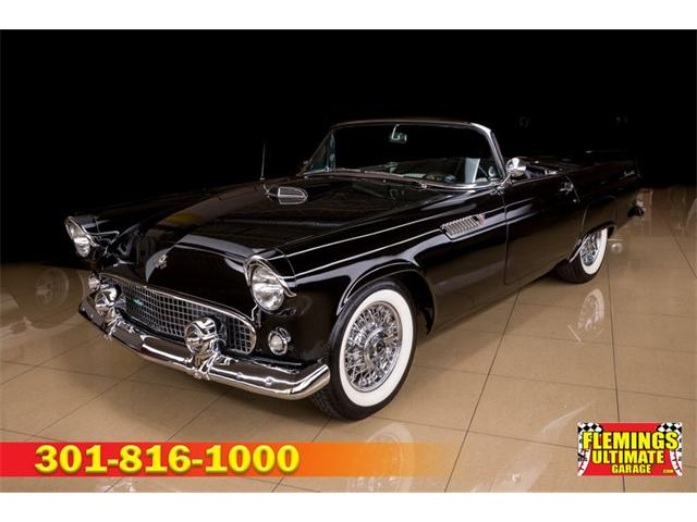 1955 Ford Thunderbird (CC-1469892) for sale in Rockville, Maryland