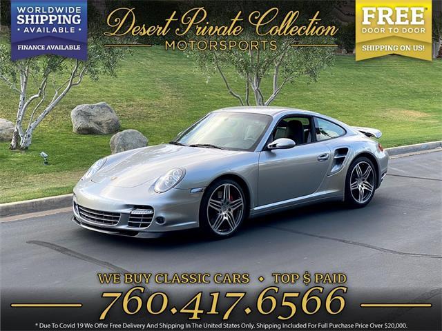 2007 Porsche 911 Turbo (CC-1469894) for sale in Palm Desert , California