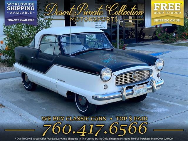 1959 Nash Metropolitan (CC-1469895) for sale in Palm Desert , California