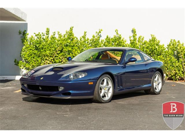 1999 Ferrari 550 Maranello (CC-1469896) for sale in Miami, Florida