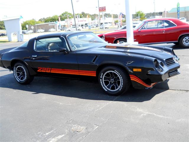 1981 Chevrolet Camaro (CC-1469898) for sale in Greenville, North Carolina