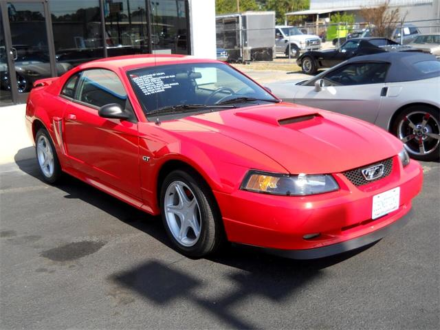 2001 Ford Mustang (CC-1469900) for sale in Greenville, North Carolina