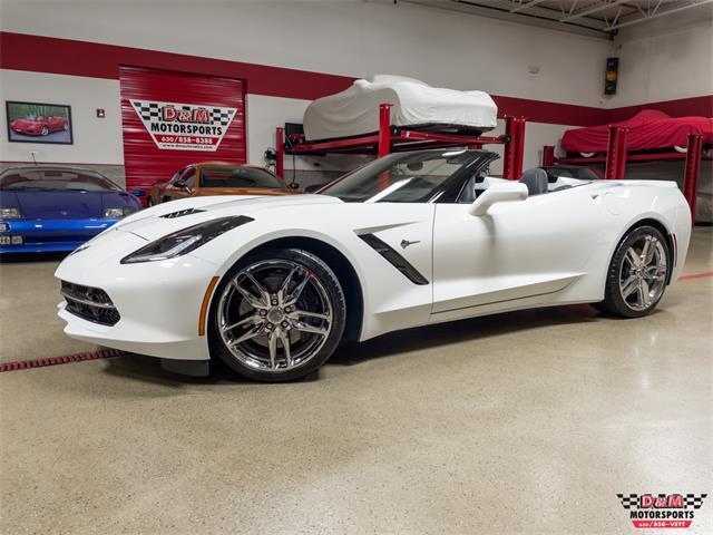 2016 Chevrolet Corvette (CC-1469904) for sale in Glen Ellyn, Illinois