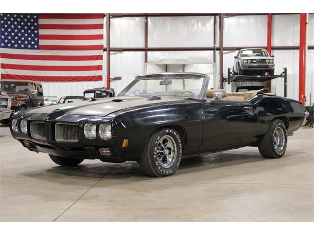 1970 Pontiac GTO (CC-1460991) for sale in Kentwood, Michigan