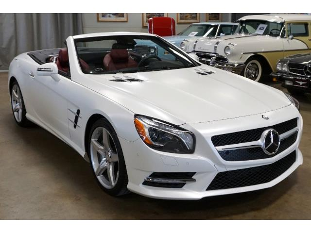2013 Mercedes-Benz SL-Class (CC-1469923) for sale in Chicago, Illinois