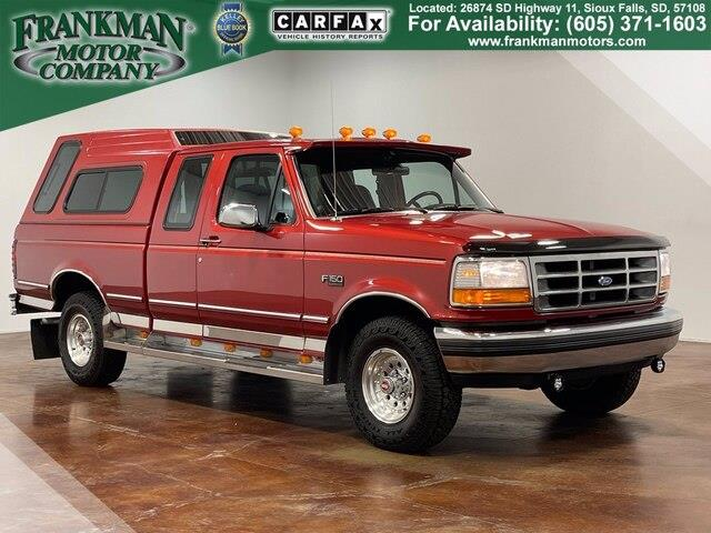 1992 Ford F150 (CC-1469925) for sale in Sioux Falls, South Dakota