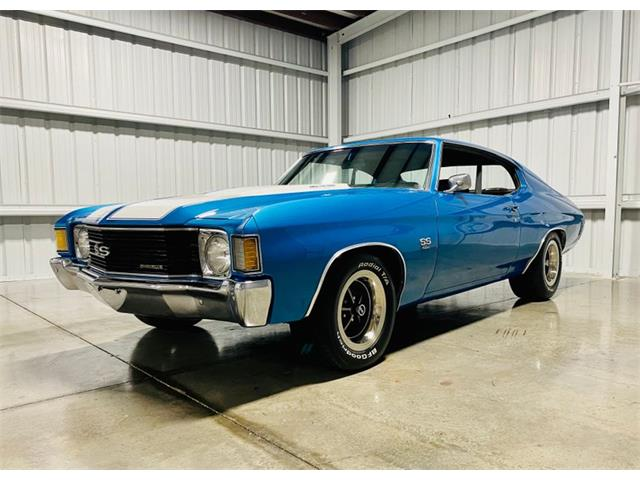 1972 Chevrolet Chevelle (CC-1469934) for sale in Largo, Florida