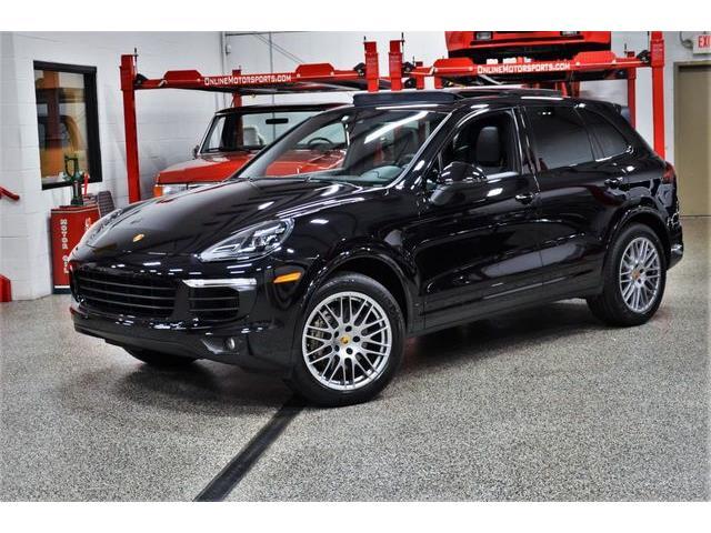2018 Porsche Cayenne (CC-1469939) for sale in Plainfield, Illinois