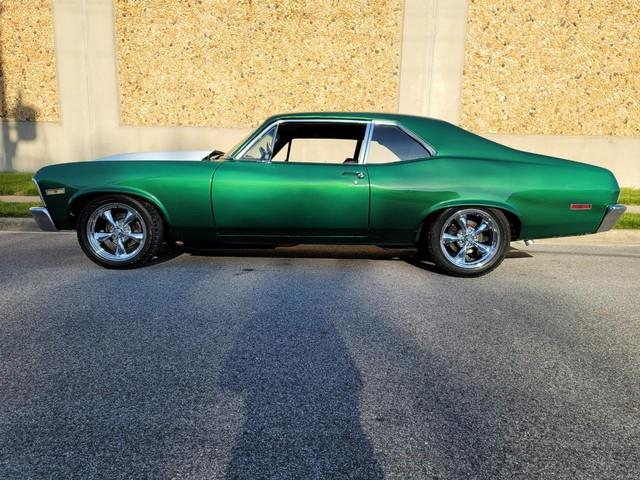 1970 Chevrolet Nova (CC-1469941) for sale in Linthicum, Maryland