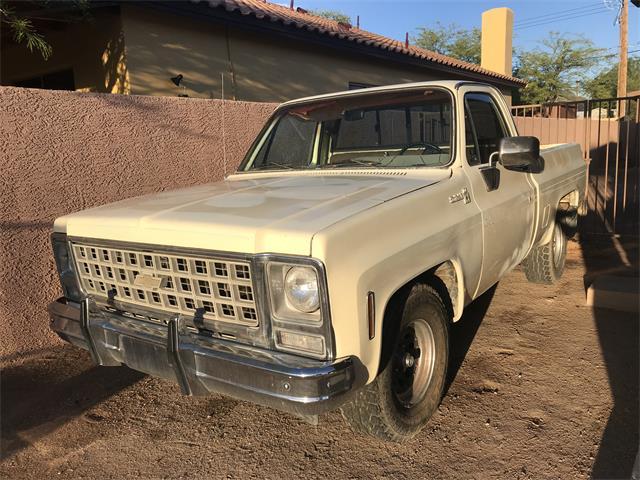 1980 Chevrolet Scottsdale (CC-1469949) for sale in Tucson, Arizona