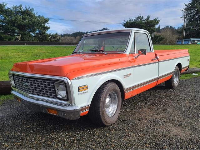 1972 Chevrolet C10 (CC-1469950) for sale in Morongo Valley, California