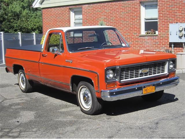 1974 Chevrolet C10 (CC-1469951) for sale in Rye Brook, New York