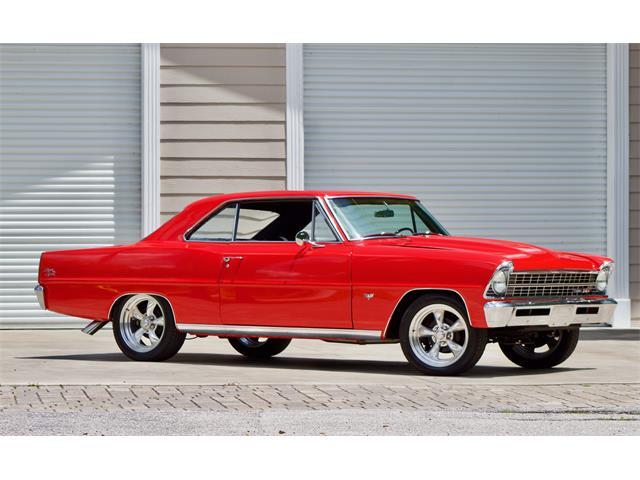 1967 Chevrolet Nova SS (CC-1469957) for sale in Eustis, Florida