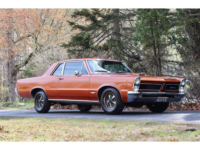 1965 Pontiac GTO (CC-1469962) for sale in Stow, Massachusetts