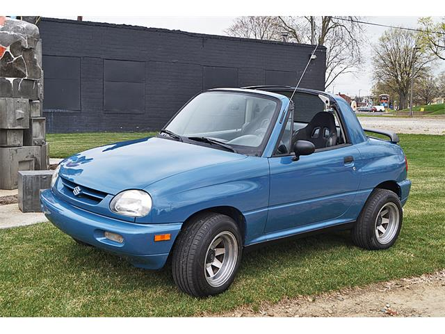 1996 Suzuki X-90 (CC-1469968) for sale in Canton, Ohio