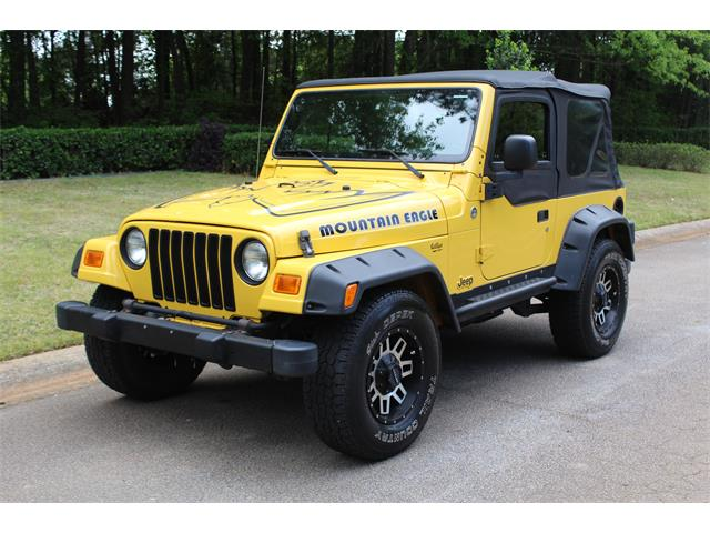 2006 Jeep Wrangler (CC-1469969) for sale in Roswell, Georgia