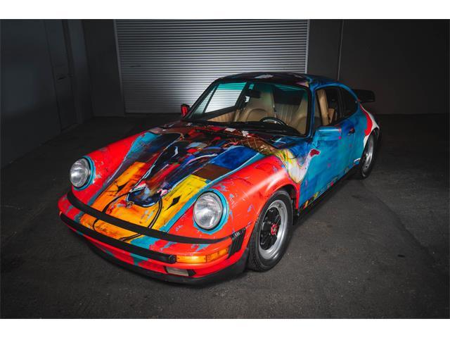 1989 Porsche 911 Carrera (CC-1469972) for sale in Monterey, California