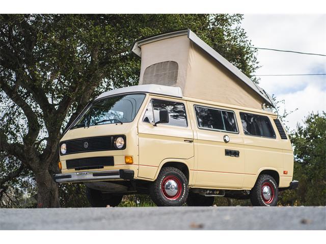 1982 Volkswagen Westfalia Camper (CC-1469976) for sale in Monterey, California