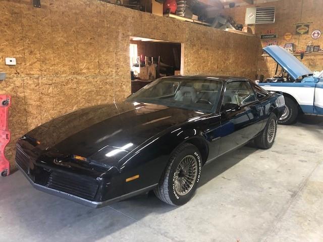 1982 Pontiac Firebird (CC-1469979) for sale in Little River, Kansas