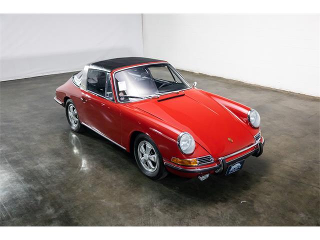 1967 Porsche 911 Carrera S (CC-1469987) for sale in Jackson, Mississippi