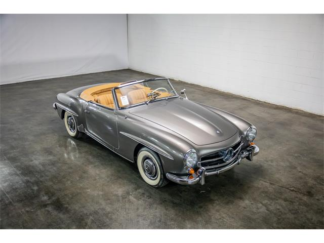 1959 Mercedes-Benz 190SL (CC-1469989) for sale in Jackson, Mississippi