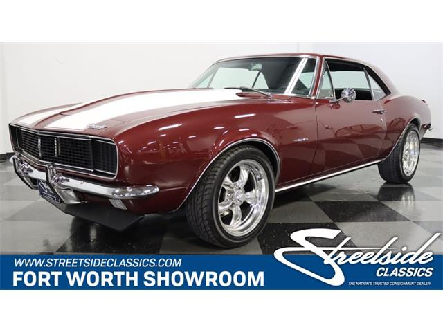 1967 Chevrolet Camaro (CC-1460999) for sale in Ft Worth, Texas