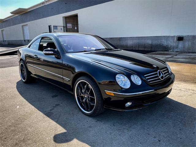 2004 Mercedes-Benz CL600 (CC-1469992) for sale in Jackson, Mississippi