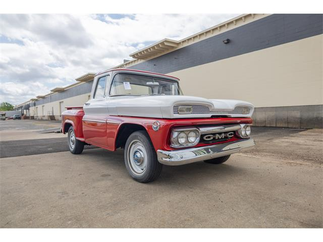 1961 GMC 1000 (CC-1469998) for sale in Jackson, Mississippi