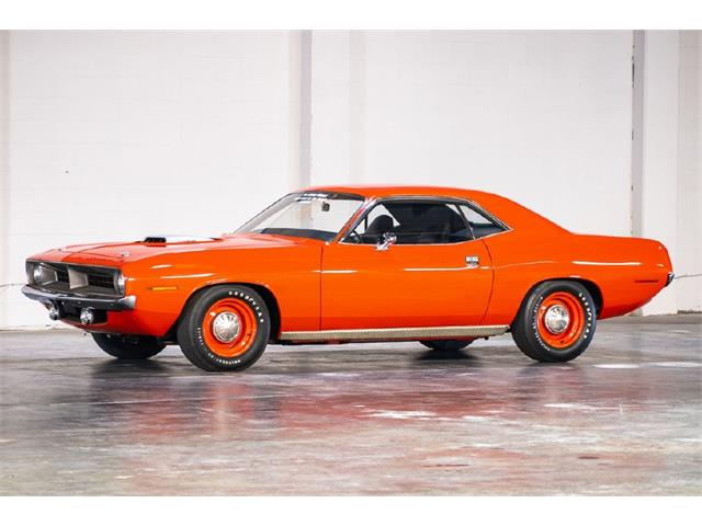 1970 Plymouth Hemi Cuda (CC-1470001) for sale in Jackson, Mississippi