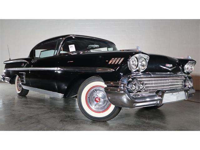 1958 Chevrolet Impala (CC-1470010) for sale in Jackson, Mississippi