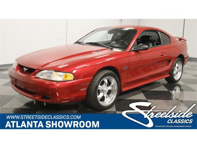 1996 Ford Mustang (CC-1470100) for sale in Lithia Springs, Georgia