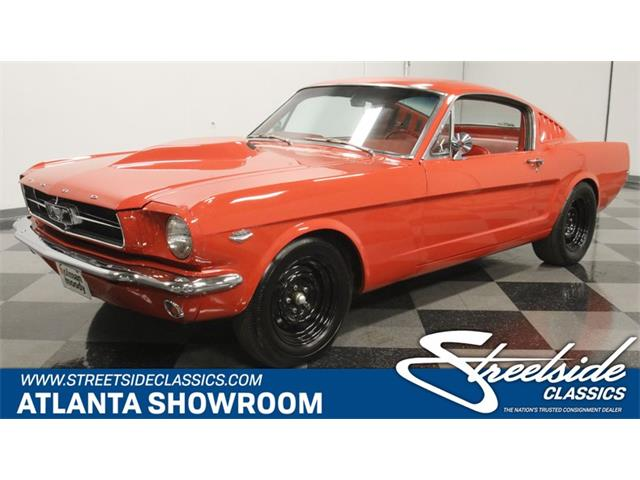 1965 Ford Mustang (CC-1470101) for sale in Lithia Springs, Georgia