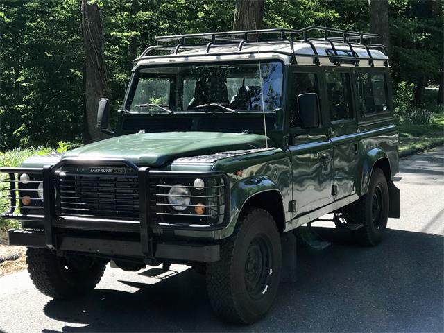 1986 Land Rover Defender (CC-1471014) for sale in Washington, District Of Columbia