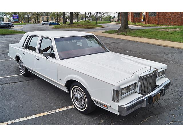 1984 Lincoln Town Car (CC-1471023) for sale in Canton, Ohio