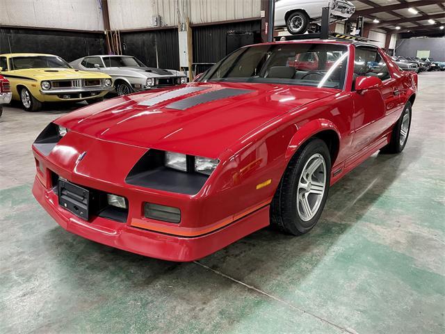 1988 Chevrolet Camaro IROC-Z (CC-1471029) for sale in Sherman, Texas
