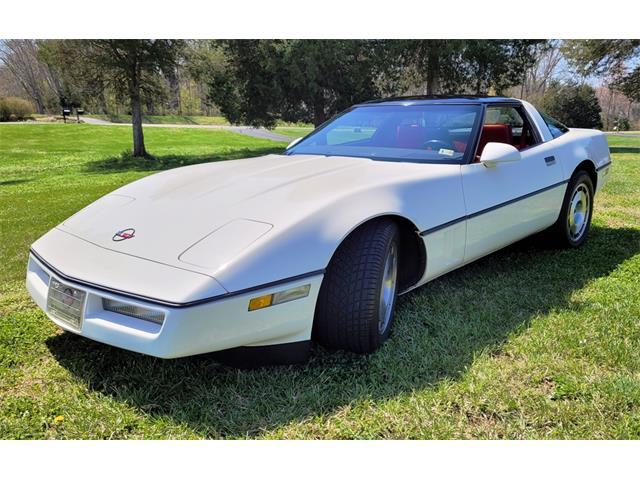 1986 Chevrolet Corvette C4 (CC-1471032) for sale in Richmond, Virginia