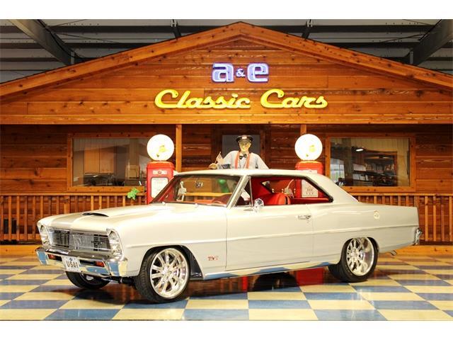 1966 Chevrolet Nova (CC-1471033) for sale in New Braunfels , Texas