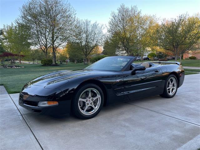 2003 Chevrolet Corvette (CC-1471038) for sale in North Royalton, Ohio