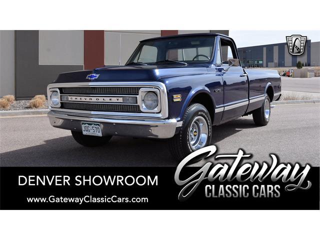 1969 Chevrolet C10 (CC-1470104) for sale in O'Fallon, Illinois