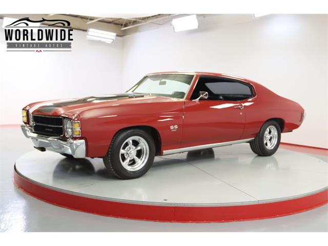 1971 Chevrolet Chevelle (CC-1471043) for sale in Denver , Colorado