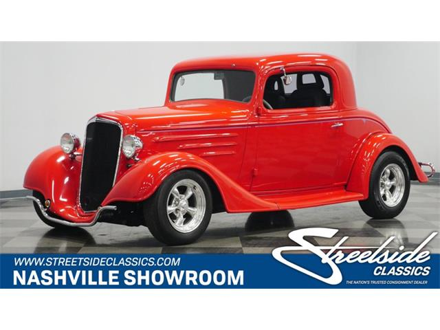 1935 Chevrolet 3-Window Coupe (CC-1471052) for sale in Lavergne, Tennessee
