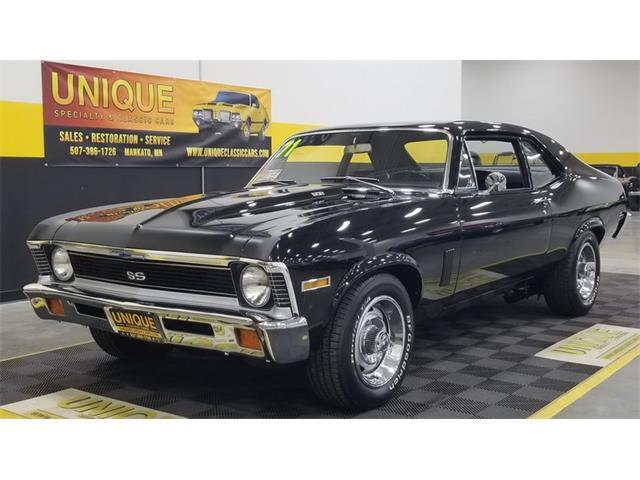 1971 Chevrolet Nova (CC-1471055) for sale in Mankato, Minnesota