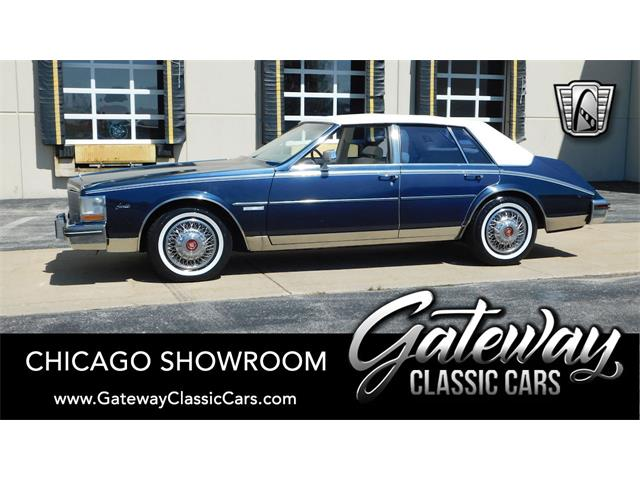 1983 Cadillac Seville (CC-1471057) for sale in O'Fallon, Illinois