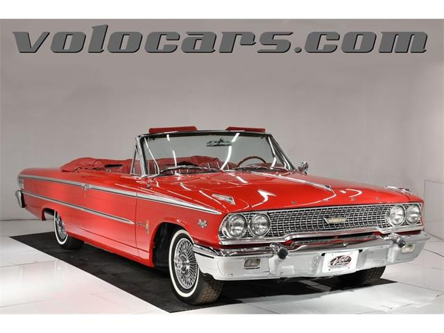 1963 Ford Galaxie (CC-1471061) for sale in Volo, Illinois
