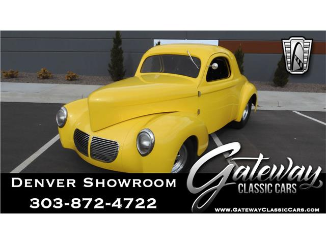 1940 Willys Coupe (CC-1471063) for sale in O'Fallon, Illinois