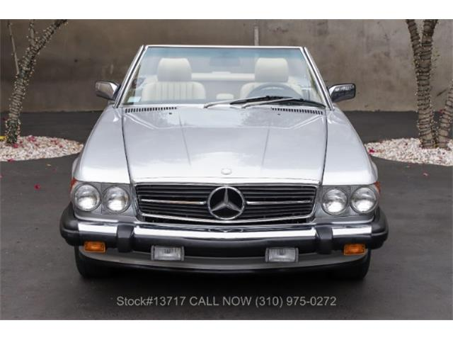 1989 Mercedes-Benz 560SL (CC-1471066) for sale in Beverly Hills, California