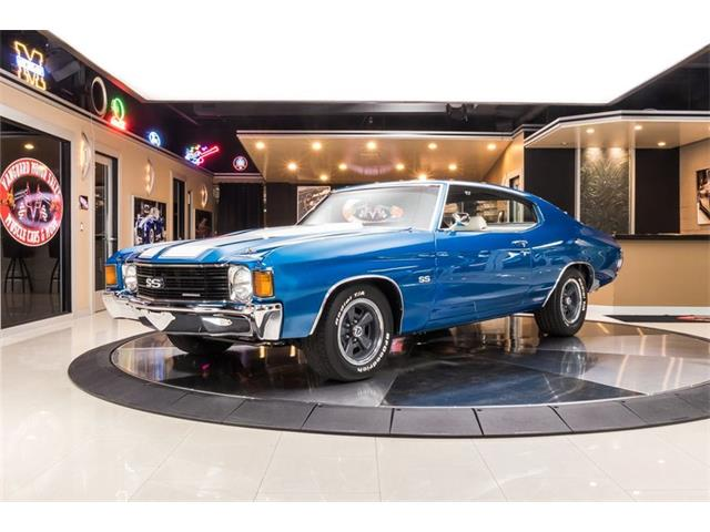 1972 Chevrolet Chevelle (CC-1471071) for sale in Plymouth, Michigan