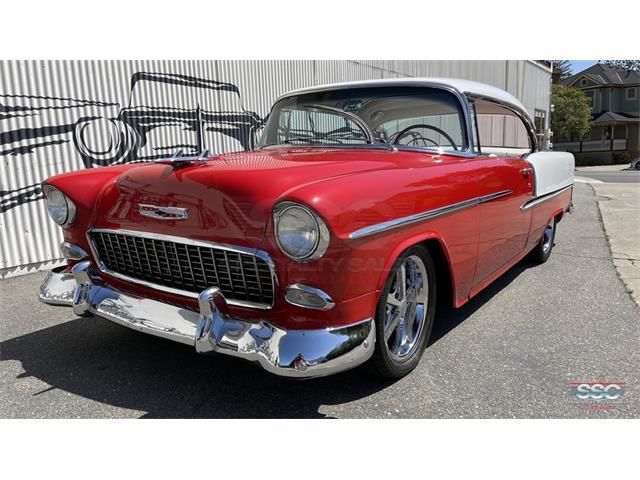 1955 Chevrolet Bel Air (CC-1471073) for sale in Fairfield, California